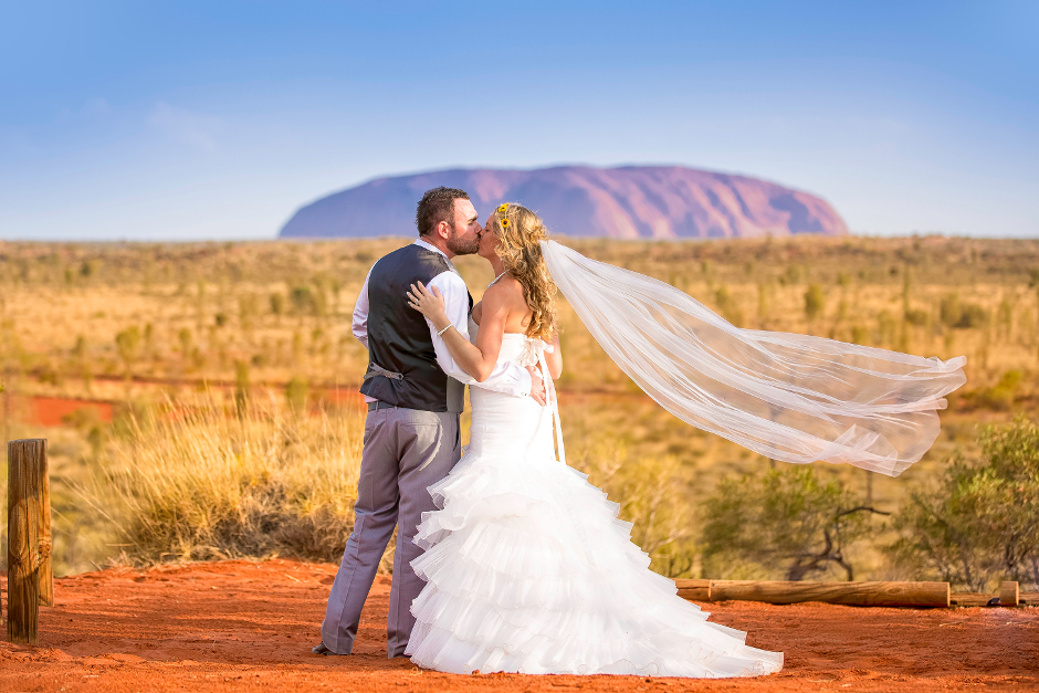 "Saying ""I do"" Down Under"