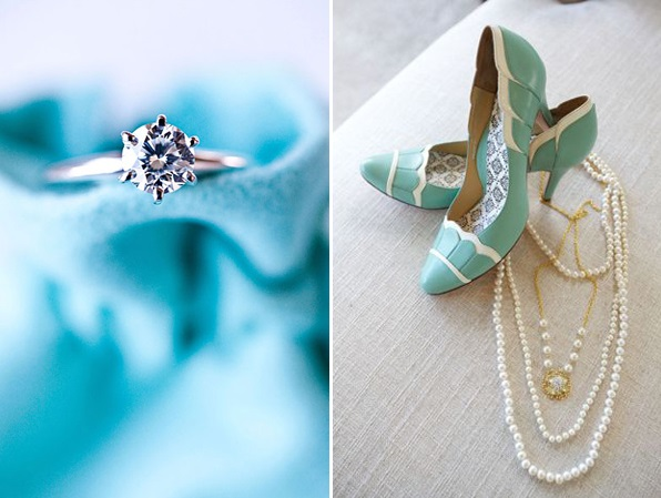 Tiffany-inspired Wedding Designs