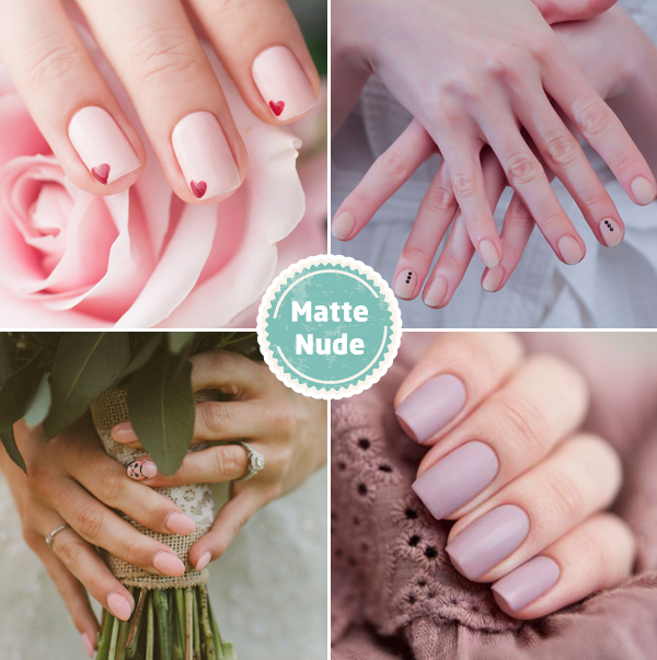 2015 Bridal Nail Art Trends You Must See!