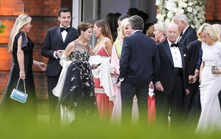 Nicky Hilton Ties the Knot